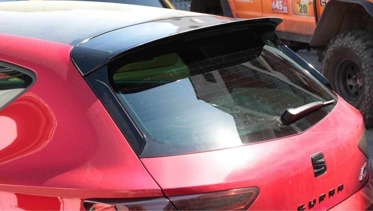 Przedłużenie Spoilera Seat Leon Mk3 Cupra Facelift - GRUBYGARAGE - Sklep Tuningowy